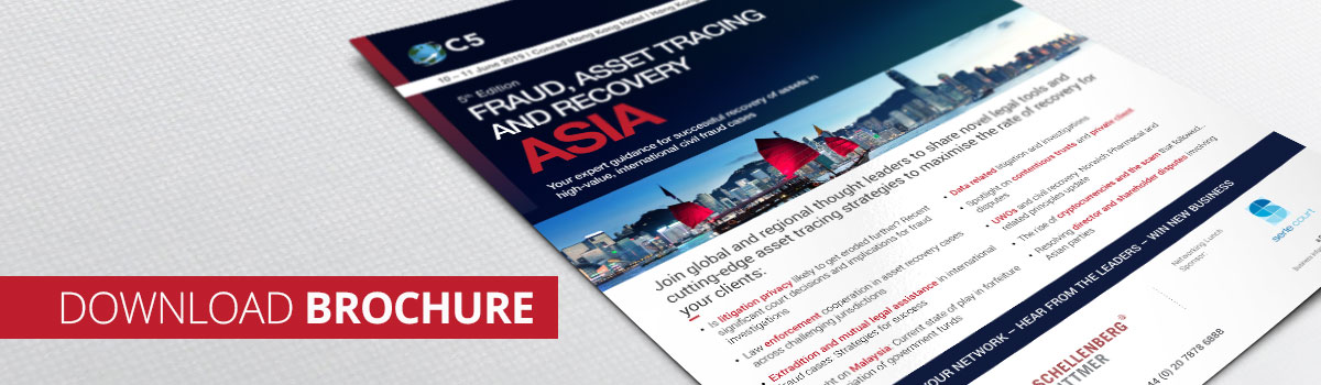 5th Edition Fraud, Asset Tracing & Recovery Asia