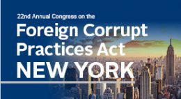 Foreign Corrupt Practices Act New York