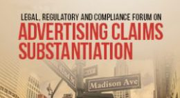 Advertising Claims Substantiation