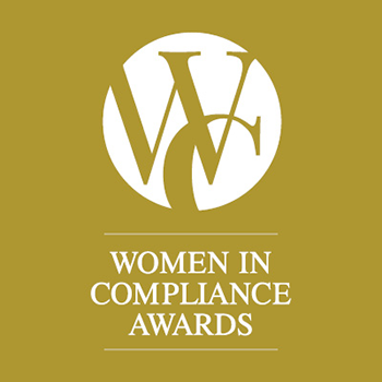 Women in Compliance Awards Logo