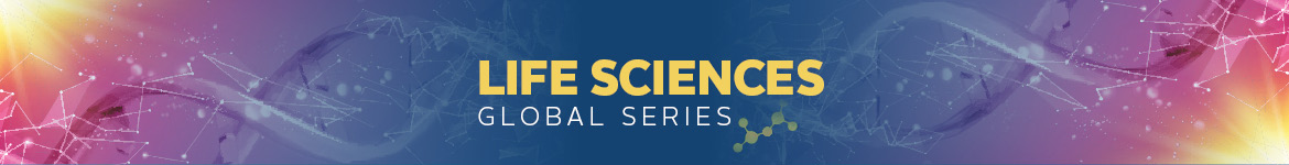 Life Sciences Global Series Banner